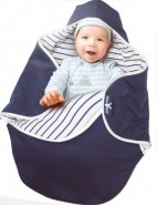 Baby Blanket Coco Reversible krāsa Blue striped. gab. 45.00 €