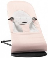 Babysitter Balance Soft krāsa Light Pink/Grey, Cotton/Jersey. gab. 149.00 €